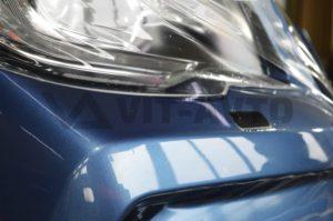 Антигравийная защита кузова Subaru_Forester фото 7