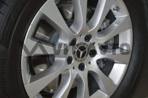 Нанокерамика на авто Mercedes-Benz GLE фото 6