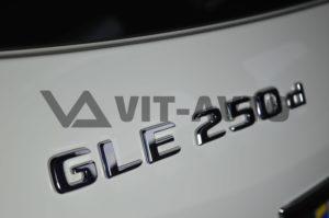 Нанокерамика на авто Mercedes-Benz GLE фото 8
