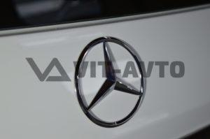 Нанокерамика на авто Mercedes-Benz GLE фото 5
