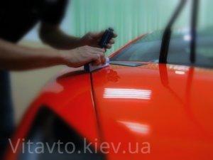обработка кузова авто жидким стеклом